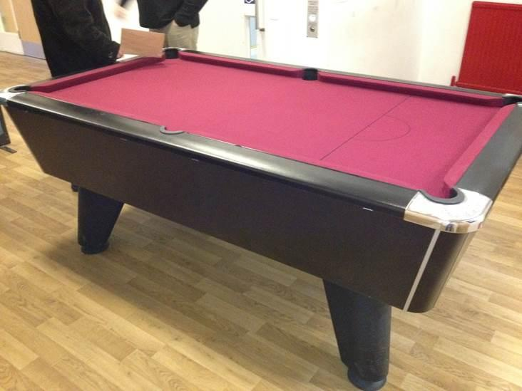 Pool Table Recovering Wrexham Pool Table Recovering - Billiard table recovering