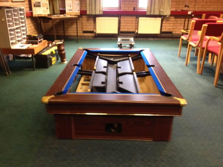 Pool Table Installation Wrexham North Wales Pool Table Recovering - Pool table assembly near me